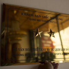 Gold Dream Hotel Далат с домашними животными