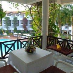 Отель Lanka Princess All Inclusive Hotel Шри-Ланка, Берувела - отзывы, цены и фото номеров - забронировать отель Lanka Princess All Inclusive Hotel онлайн балкон