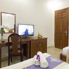 Отель 7S Hotel My Anh Вьетнам, Хошимин - отзывы, цены и фото номеров - забронировать отель 7S Hotel My Anh онлайн удобства в номере фото 2