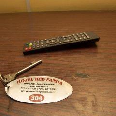 Отель Red Panda Непал, Катманду - отзывы, цены и фото номеров - забронировать отель Red Panda онлайн интерьер отеля фото 3