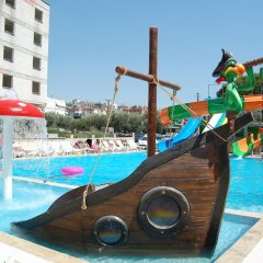 Отель Yat Otel Мармара бассейн фото 2