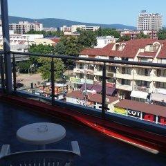 Отель Hostel Coral City Болгария, Солнечный берег - отзывы, цены и фото номеров - забронировать отель Hostel Coral City онлайн балкон
