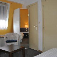 Отель Hôtel Passerelle Liège Бельгия, Льеж - отзывы, цены и фото номеров - забронировать отель Hôtel Passerelle Liège онлайн удобства в номере фото 2