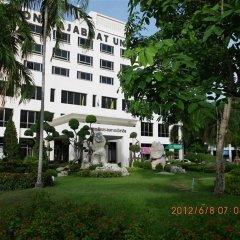 Отель Phranakorn Grand View Бангкок вид на фасад