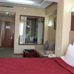 Гостиница Grand Aiser комната для гостей фото 4