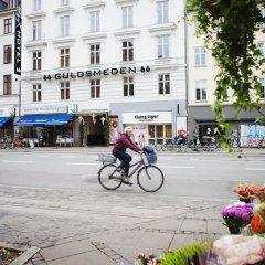 Отель Carlton Hotel Guldsmeden Дания, Копенгаген - отзывы, цены и фото номеров - забронировать отель Carlton Hotel Guldsmeden онлайн парковка