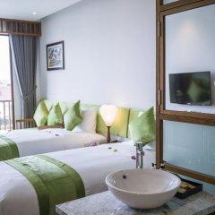 Vinh Hung Old Town Hotel ванная