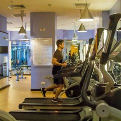 Отель Novotel Nha Trang фитнесс-зал фото 4