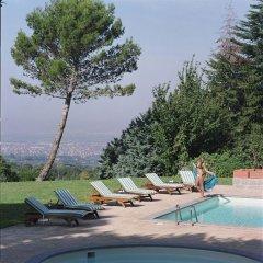 Отель Parkhotel Villa Grazioli Италия, Гроттаферрата - - забронировать отель Parkhotel Villa Grazioli, цены и фото номеров бассейн