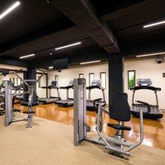 Отель Hilton Guatemala City фитнесс-зал фото 4