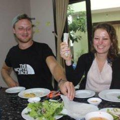 Отель Jolie Villa Hoi An Вьетнам, Хойан - отзывы, цены и фото номеров - забронировать отель Jolie Villa Hoi An онлайн питание