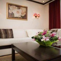 Гостиница Plaza Medical & SPA Кисловодск в Кисловодске 2 отзыва об отеле, цены и фото номеров - забронировать гостиницу Plaza Medical & SPA Кисловодск онлайн комната для гостей фото 5