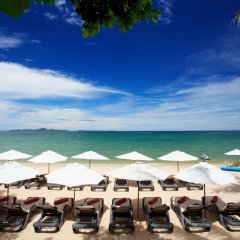 Отель Centara Grand Mirage Beach Resort Pattaya пляж