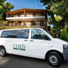 Hotel Chris городской автобус