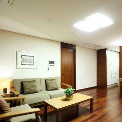 Отель Vabien Suites II Serviced Residence Сеул комната для гостей фото 4