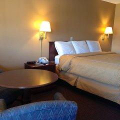 Отель Americas Best Value Inn Columbus West комната для гостей