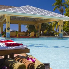 Отель Sandals Negril Beach Resort & Spa Luxury Inclusive Couples Only бассейн фото 2