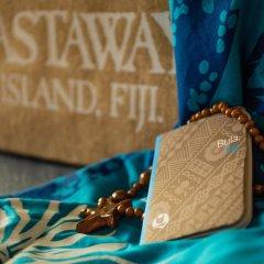 Отель Castaway Island Fiji спа