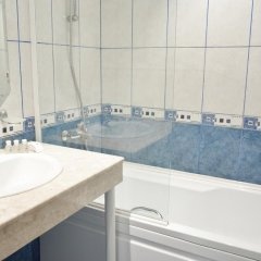Отель Aphrodite Hotel Болгария, Золотые пески - отзывы, цены и фото номеров - забронировать отель Aphrodite Hotel онлайн ванная