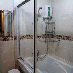 Апартаменты Wongamat Privacy By Good Luck Apartments Паттайя ванная