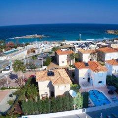 Отель Jason 8 Villa Кипр, Протарас - отзывы, цены и фото номеров - забронировать отель Jason 8 Villa онлайн балкон