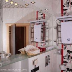 Гостиница Бон Ами 4* Студия с двуспальной кроватью фото 23