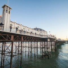 Отель Brighton Getaways-Beach View