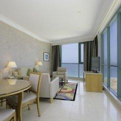 Отель Hilton Dubai Jumeirah комната для гостей фото 3