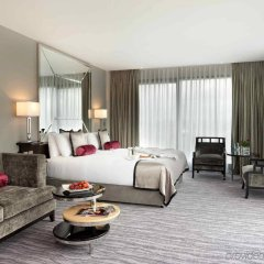 Отель DoubleTree by Hilton London - Greenwich комната для гостей фото 3