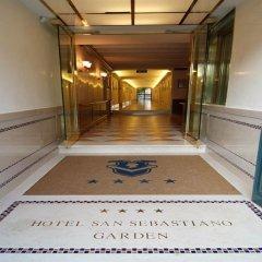 Отель San Sebastiano Garden Венеция интерьер отеля фото 2