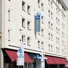 Best Western Hotel Leipzig City Centre городской автобус