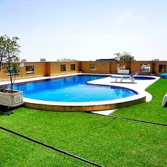 Corp Executive Hotel Doha Suites бассейн фото 2