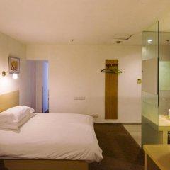 Отель Motel Shanghai West Gaoke Road New International Expo Centre комната для гостей фото 5