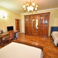 Отель Rose Garden Hotel Албания, Шкодер - отзывы, цены и фото номеров - забронировать отель Rose Garden Hotel онлайн комната для гостей фото 3