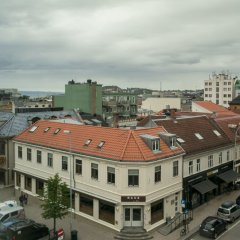 Отель City Living Sentrum Hotell Норвегия, Тронхейм - отзывы, цены и фото номеров - забронировать отель City Living Sentrum Hotell онлайн
