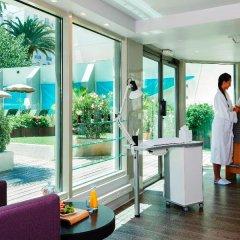 Отель Suites Cannes Croisette Франция, Канны - 2 отзыва об отеле, цены и фото номеров - забронировать отель Suites Cannes Croisette онлайн фитнесс-зал