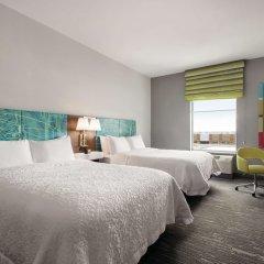 Отель Hampton Inn Brooklyn Park, MN США, Бруклин-Парк - отзывы, цены и фото номеров - забронировать отель Hampton Inn Brooklyn Park, MN онлайн комната для гостей фото 3