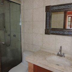Отель Casa Coyoacan Мехико ванная