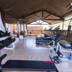 Отель AzuLine Club Cala Martina Ibiza - All Inclusive фитнесс-зал
