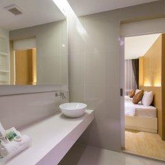 Отель Hamilton Grand Residence ванная