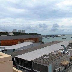 Отель P72 Hotel Таиланд, Паттайя - отзывы, цены и фото номеров - забронировать отель P72 Hotel онлайн балкон
