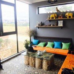 Отель The Kupid Hill Homestay Далат интерьер отеля фото 2