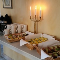 Отель Lilla Hotellet Швеция, Лунд - отзывы, цены и фото номеров - забронировать отель Lilla Hotellet онлайн питание фото 2