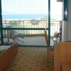 Hotel Delfin пляж