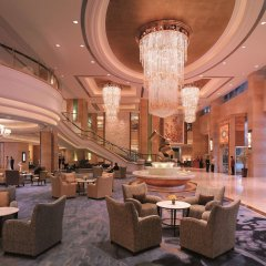Shangri-La Hotel Guangzhou интерьер отеля