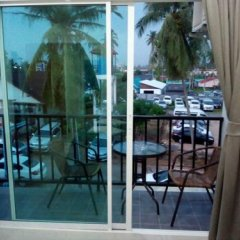 W Hostel балкон