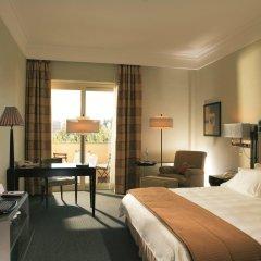 Crowne Plaza Rome-St. Peter's Hotel & Spa комната для гостей фото 2