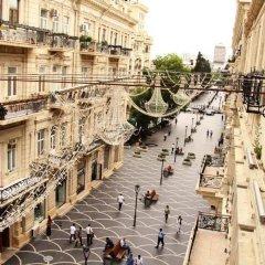Отель Austin Азербайджан, Баку - 1 отзыв об отеле, цены и фото номеров - забронировать отель Austin онлайн балкон