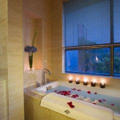 Отель Hangzhou Hua Chen International ванная фото 2