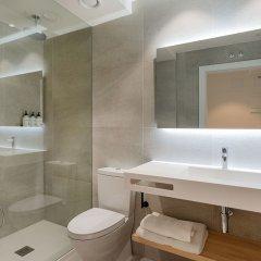 Отель Distrito Oeste Испания, Сан-Себастьян - отзывы, цены и фото номеров - забронировать отель Distrito Oeste онлайн ванная